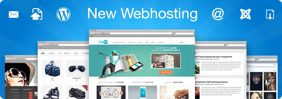 New Webhosting by TransIP